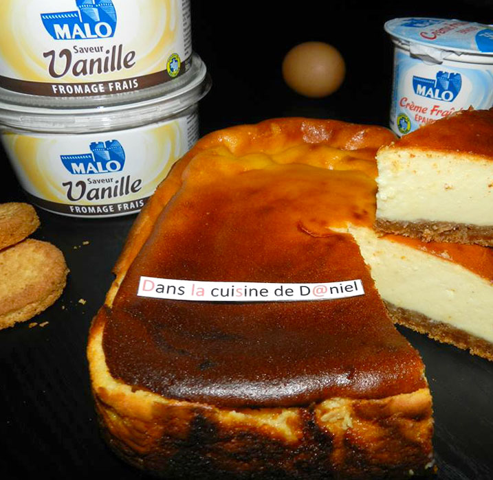 Breton Cheesecake Malo